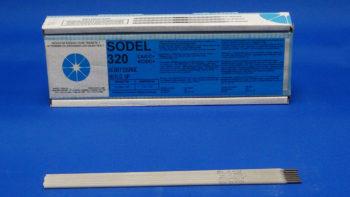 Sodel 320 (Welding & Building up-Electrode)