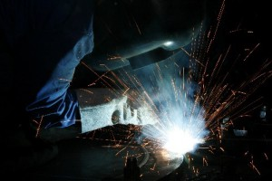 welding method can effect the ferrite number