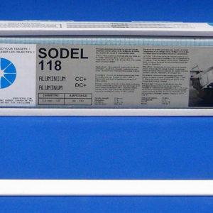 Sodel 118 (Joining & Building up-Electrode)