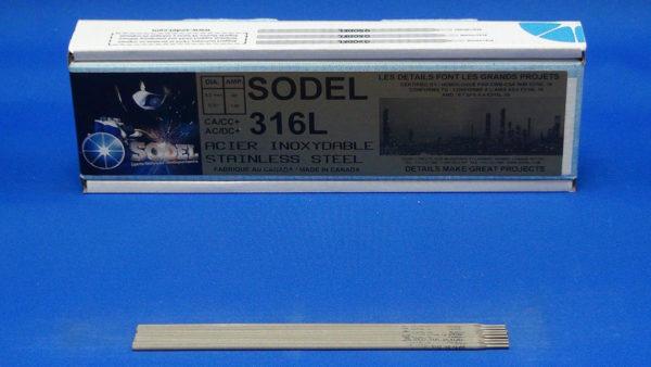 product sodel 316L