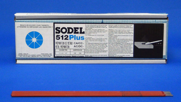 product sodel 512 PLUS