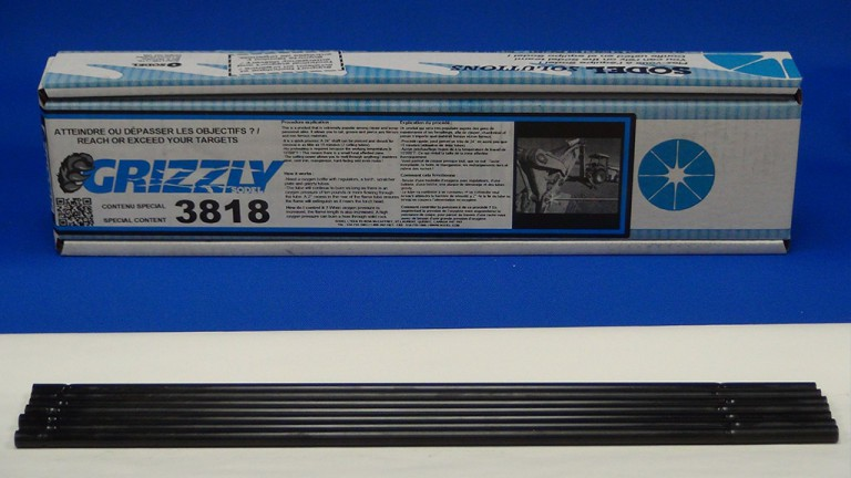 product sodel grizzly