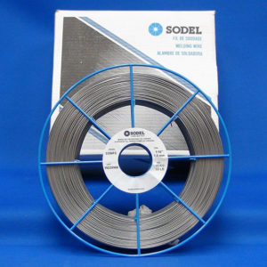 Sodel 3336FCG (Welding-Flux cored wire)